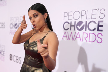 Lilly Singh People's Choice Awards 2017 - Red Carpet