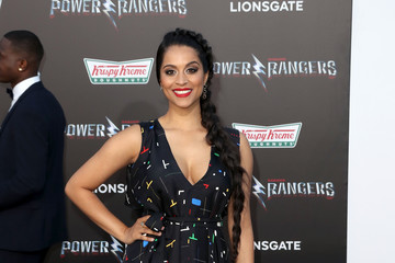 Lilly Singh Premiere of Lionsgate's 'Power Rangers' -  Arrivals