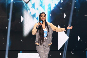 Lilly Singh Celebs Come Together at WE Day California to Celebrate Young People Changing the World