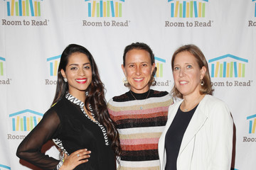 Lilly Singh Room To Read 2018 International Day Of The Girl Benefit - Red Carpet