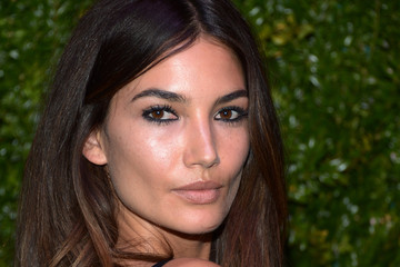 Lily Aldridge Arrivals at the Tribeca Film Festival Artists Dinner — Part 2