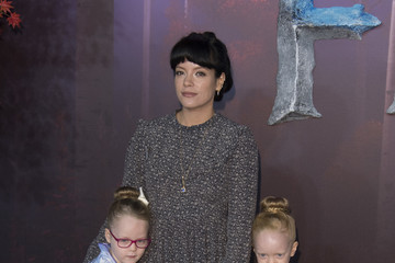 Lily Allen 'Frozen 2' European Premiere - Red Carpet Arrivals