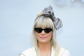 Lily Allen Chanel: Front Row - Paris Fashion Week - Haute Couture Fall Winter 2018/2019