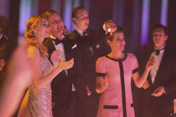 Lily Allen Rose Ball 2015 In Aid Of The Princess Grace Foundation In Monaco