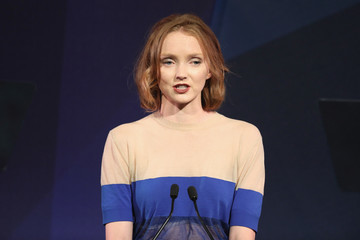 Lily Cole 61st BFI London Film Festival Awards - Show
