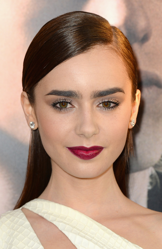 Lily Collins Is On a Beauty Hot Streak! Come See Her Recent Looks.