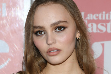 Lily-Rose Depp 'L'Homme Fidele' Paris Premiere At MK2 Bibliotheque