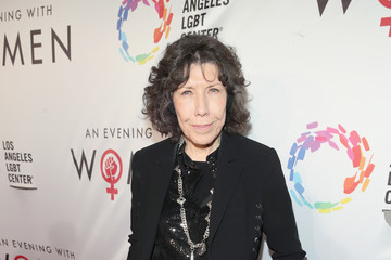 Lily Tomlin Los Angeles LGBT Center's 'An Evening With Women'