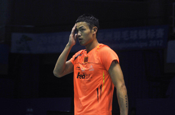 2012 Badminton Asia Championships - Day Two