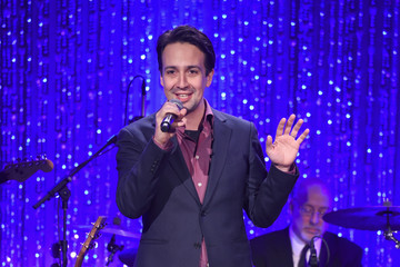 Lin-manuel Miranda The Weinstein Company's Pre-Oscar Dinner in partnership with Bvlgari and Grey Goose