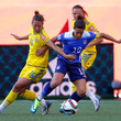 Lina Nilsson USA v Sweden: Group D - FIFA Women's World Cup 2015