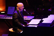 Musician Paul Shaffer performs onstage during Lincoln Center's American Songbook Gala at Alice Tully Hall on May 29, 2018 in New York City.