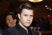 Colin Jost attends the Lincoln Center American Songbook Gala honoring Bonnie Hammer at Broadway Theatre on January 29, 2020 in New York City.