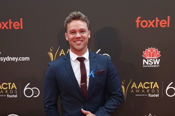 Lincoln Lewis 2018 AACTA Awards Presented By Foxtel - Red Carpet
