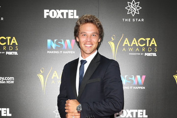 Lincoln Lewis 6th AACTA Awards Presented by Foxtel | Red Carpet Arrivals