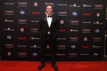 Lincoln Lewis 2019 AACTA Awards Presented by Foxtel | Red Carpet Arrivals