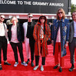 Lincoln Parish 62nd Annual GRAMMY Awards – Red Carpet