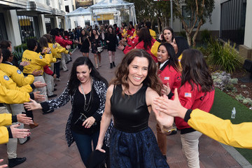 Linda Cardellini City Year Los Angeles Spring Break Event