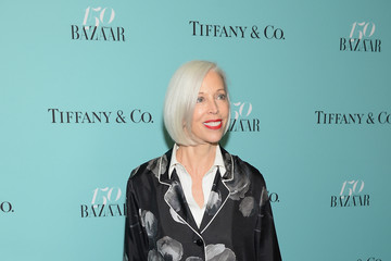 Linda Fargo Harper's BAZAAR 150th Anniversary Event Presented With Tiffany & Co at the Rainbow Room - Arrivals