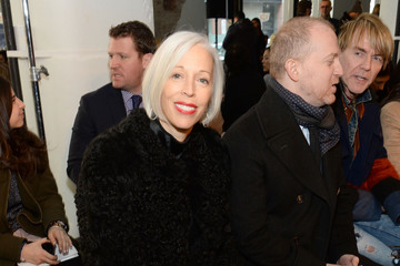 Linda Fargo Front Row at J. Mendel