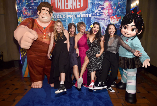 'Ralph Breaks The Internet' World Premiere