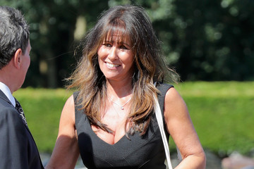 Linda Lusardi Funeral Takes Place of R2D2 Actor Kenny Baker