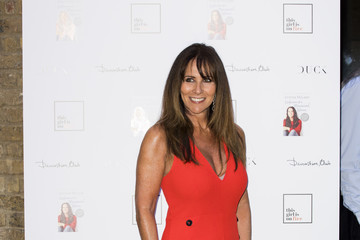 Linda Lusardi Andrea McLean Launches Her New Book 'Confessions Of A Menopausal Woman'