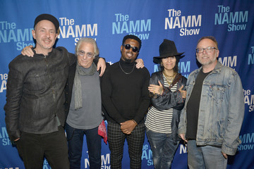 Linda Perry The 2020 NAMM Show, Saturday, January 18