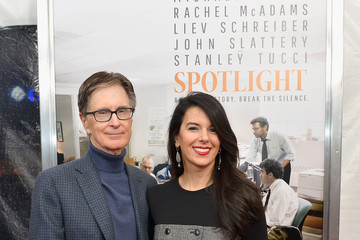 Linda Pizzuti Henry Boston Premiere of 'Spotlight'