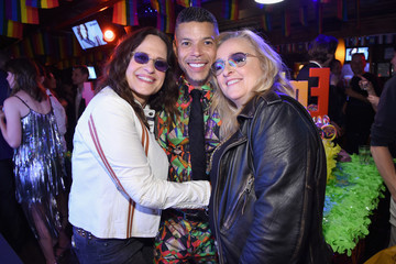Linda Wallem Entertainment Weekly Celebrates Its Annual LGBTQ Issue At The Stonewall Inn In New York - Inside