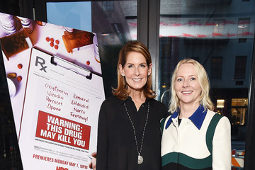Linda Wells HBO Documentary Screening Of 'Warning: This Drug May Kill You'