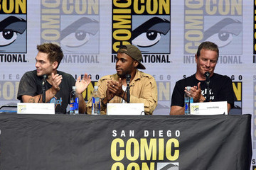 Linden Ashby Comic-Con International 2017 - 'Teen Wolf' Panel