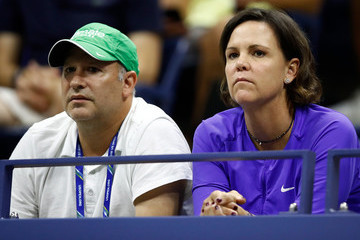 Lindsay Davenport 2018 US Open - Day 11