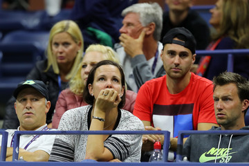 Lindsay Davenport 2017 US Open Tennis Championships - Day 6
