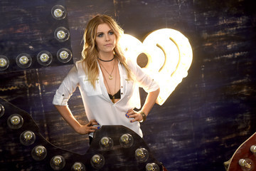 Lindsay Ell Daytime Village at the 2017 iHeartCountry Festival, a Music Experience by AT&T - Backstage