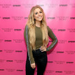 Lindsay Ell Angel Alexina Graham Visits Nashville On The Incredible By Victoria's Secret Launch Tour