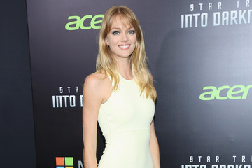 Lindsay Ellingson 'Star Trek Into Darkness' Screening in NYC