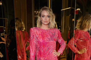 Lindsay Ellingson Harper's BAZAAR Celebrates 'ICONS' By Carine Roitfeld At The Plaza Hotel