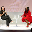 Lindsay Peoples Wagner The Teen Vogue Summit 2019: On-Stage Conversations And Atmosphere