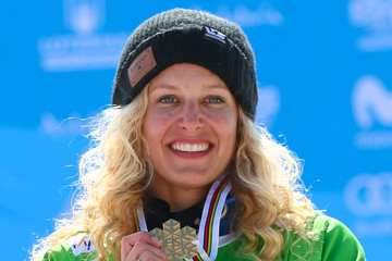 Lindsey Jacobellis FIS World Snowboard Championships - Men's and Women's Snowboardcross