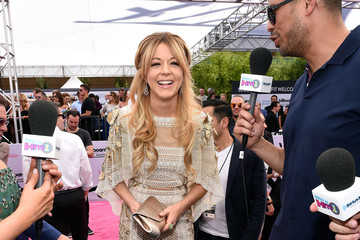 Lindsey Stirling SiriusXM's 'Hits 1 in Hollywood' Broadcasts From the Red Carpet Leading Up to the Billboard Music Awards at the T-Mobile Arena