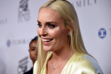 Lindsey Vonn 34th Annual Great Sports Legends Dinner - Arrivals