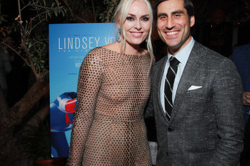 Lindsey Vonn Premiere Of HBO's 'Lindsey Vonn: The Final Season' - After Party