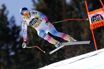 Lindsey Vonn Audi FIS Alpine Ski World Cup - Men's and Women's Downhill