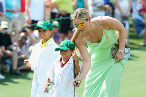 Lindsey Vonn - The Masters - Preview Day 3