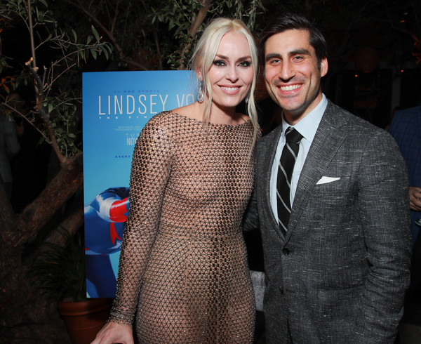 Premiere Of HBO's 'Lindsey Vonn: The Final Season' - After Party