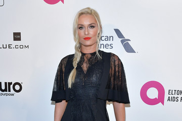 Lindsey Vonn 27th Annual Elton John AIDS Foundation Academy Awards Viewing Party Celebrating EJAF And The 91st Academy Awards - Arrivals
