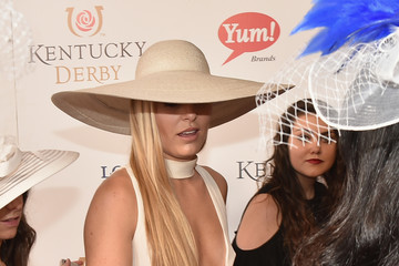 Lindsey Vonn The GREY GOOSE Lounge at the 142nd Running of the Kentucky Derby