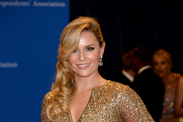 Lindsey Vonn 100th Annual White House Correspondents' Association Dinner - Arrivals