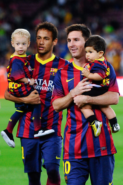 Are certainly Lionel messi son opinion you